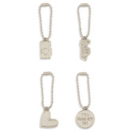 Simple Stories - Metal Charms (SS-4928)