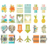 Simple Stories - You Are Here! - Pocket Pieces (SS-6240)