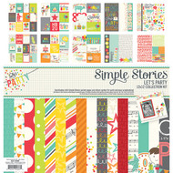 Simple Stories - Let's Party - Collection Kit (SS-5300)