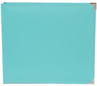 Simple Stories - 12x12 SN@P! Faux Leather Album - Teal (SS-4042)
