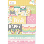 Simple Stories - SN@P! Pack - Happy (SS-7058)