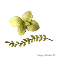 Magnolia Stamps DooHickey - Little Italy Oregano & Basil  1