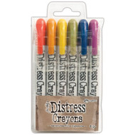 Tim Holtz Distress Crayons Set 2 (TDBK47919)