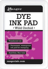 Ranger Dye Ink Pad - Wild Orchid