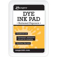 Ranger Dye Ink Pad - Buttered Popcorn (RDP49265)