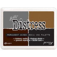 Ranger - Tim Holtz Distress Permanent Mixed Media Ink Palette