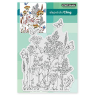 Penny Black Cling Stamp - Butterfly Dance (40-444)