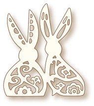 Wild Rose Studio Cutting Die - Bunny Love