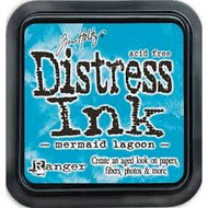 Distress Ink Pad - Mermaid Lagoon (TIM43256)