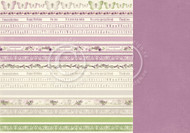 Pion Design - Scent of Lavender - 12 X 12 Borders (PD7210F)