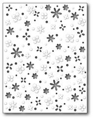 Memory Box - Craft Die - Flower Meadow Background