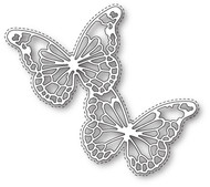 Memory Box - Craft Die - Harrington Butterflies