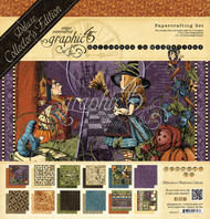 Graphic 45 - Halloween In Wonderland - Deluxe Collector Edition