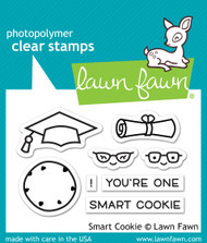 Lawn Fawn - Smart Cookie Stamp Set (LF-1175)