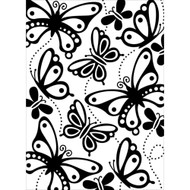 Butterflyss - Embossing Folder (EB12-207)