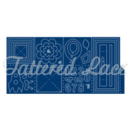 Tattered Lace Trade (ETL022 )Essentials by Tattered Lace - Pop up Box
