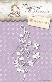 Magnolia Stamps DooHickey Kit #9 Die - Flower