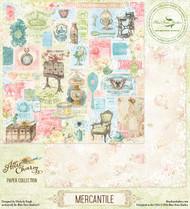 Blue Fern Studio - Attic Charm - Mercantile
