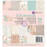 Prima Marketing - 6x6 Collection Kit - Heaven Sent (PM-586928)