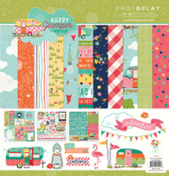 Photoplay - Happy Glamper - Collection Pack
