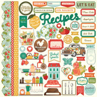 Photoplay - Fresh Picked - Sticker Sheet