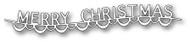 MB-99548 Merry Christmas Garland