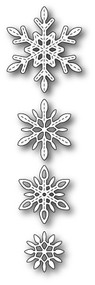 MB-99556 Delicate Stitched Snowflakes