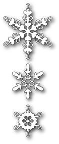 MB-99544 Loop Snowflake Trio