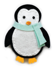 MB-99559 Plush Cute Penguin