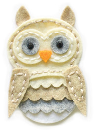 MB-99518 Plush Wise Owl