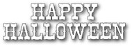 MB-99547 Haunted Happy Halloween