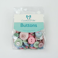 Embellishment Attic Button Mix (EMB/BM04)