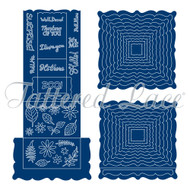 Tattered Lace Die - Essentials by Tattered Lace - Easel Slider (ETL243)