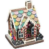 Sizzix Bigz Dies by Tim Holtz - Village Gingerbread