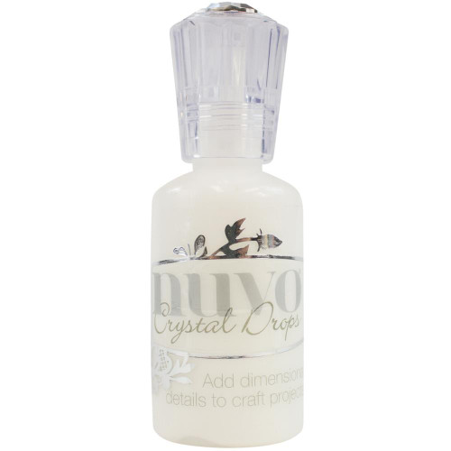 Nuvo by Tonic Studio - Crystal Drops - Gloss White (651N)
