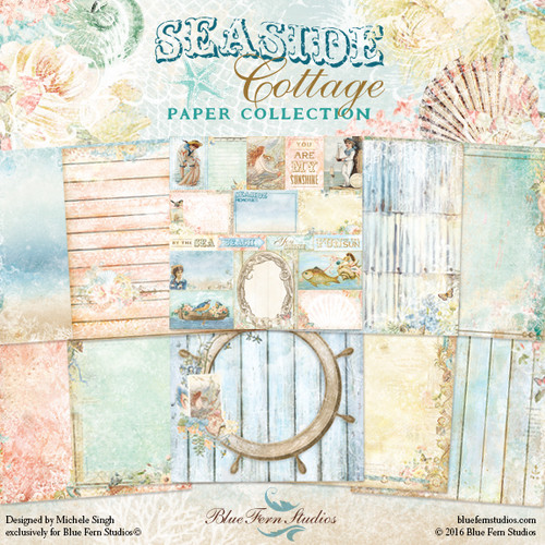 Blue Fern Studios - Seaside Cottage Full Collection
