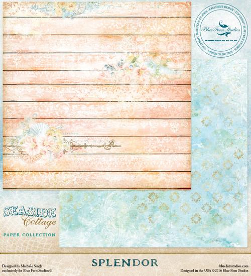Blue Fern Studio - Seaside Cottage - Splendor