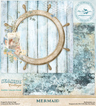 Blue Fern Studio - Seaside Cottage - Mermaid