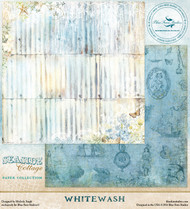 Blue Fern Studio - Seaside Cottage - Whitewash