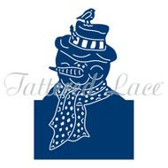 Tattered Lace Essentials Die - Christmas Cuties Snowman (ETL150)