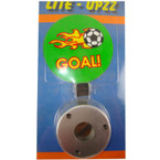"5"" Light Up Soccer Theme Sign 12 pcs per sale"