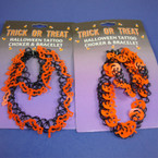 Halloween Tattoo Choker & Bracelet Set 12 sets .25 per set