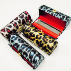Animal Print Lipstick Case w/ Mirror .54