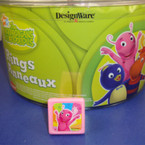 Backyardigans Kids Ring 36 per Display Can