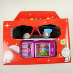 Kid's Sunglass & Water Toy Combo .56 ea set