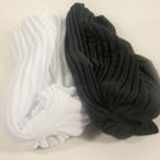 Black/White Turbins .66 each