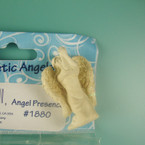 "1.5"" Poly Resin Angelic Presence Angel Magnet/Figurine 12 per bx .37  each"