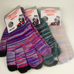 Multi Color Touch Screen Finger Tip Magic Gloves $ 1.00 ea