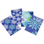 "2"" X 4"" Winter 20 Sheet Flip Notebooks 12 per bag 12.5 ea"