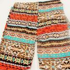 Multi Color Tribal Print Leggings Sold by pc $ 3.00 ea